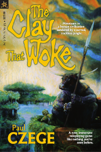 [ The Clay That Woke (cover) ]